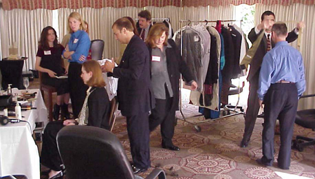 The Rothschild Image - Power Of Style Seminar Transformation Room
