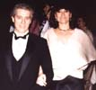 With Mr. Doug Cronin at the U.S. Army Ball honoring Miss Bette Davis